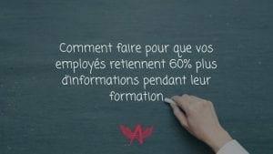 Formation Vidéo Comment former Vos employes Anges Cornus