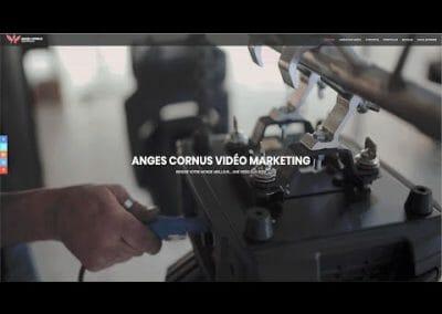 Anges Cornus – Bannière vidéo