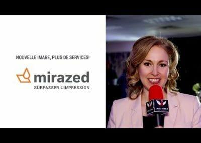 Mirazed – Nouvelle image, plus de services !