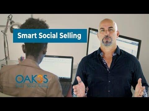 Oak3s – Smart Social Selling